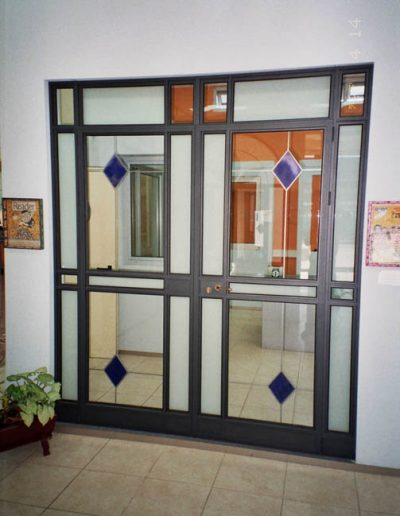 Rotation of דלת בלגי
